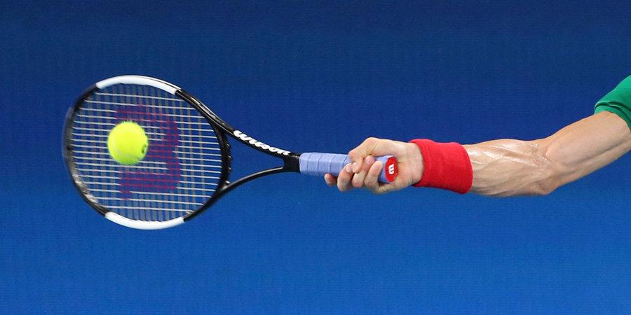 Сонего сыграет с Рублевым в финале турнира в Вене