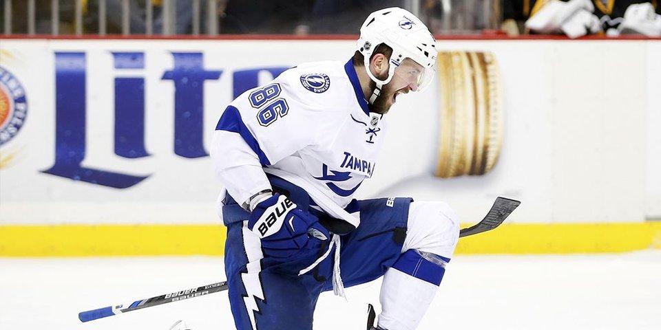 Буллит Кучерова, который свел с ума всех в НХЛ