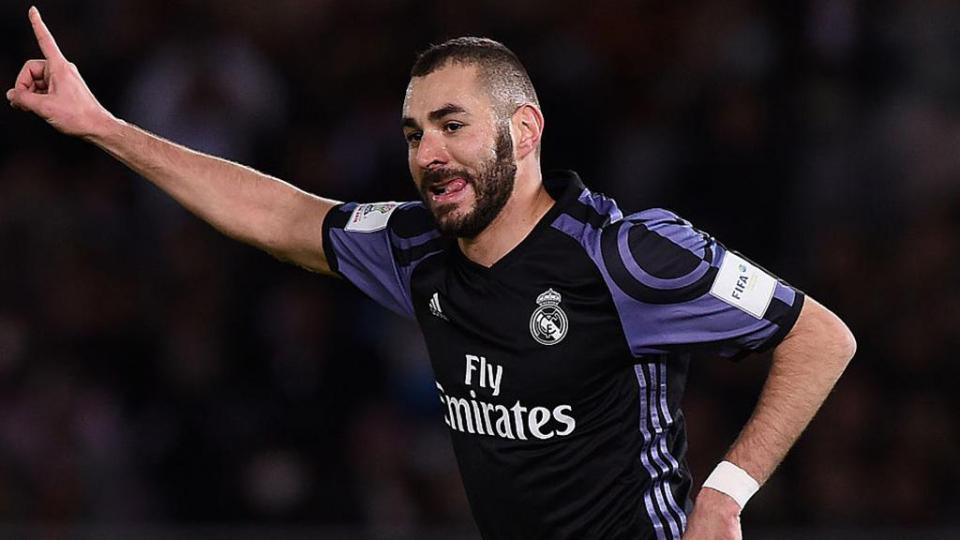Бензема договорился с «Реалом» о продлении контракта