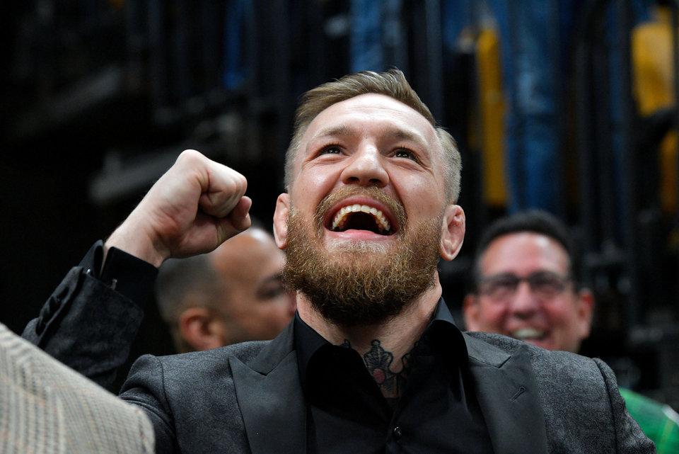 Глава UFC назвал бойцов, которых рассматривает для следующего боя Макгрегора