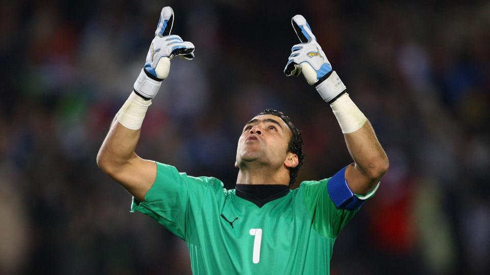 Египет прилетел в Волгоград на матч с Саудовской Аравией