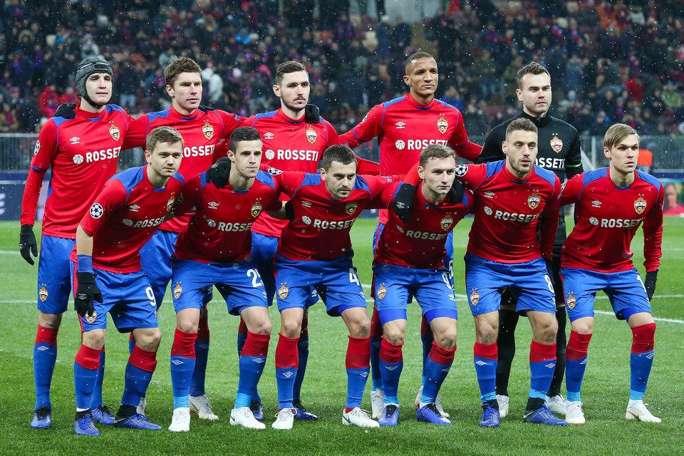 ЦСКА поблагодарил болельщиков за поддержку в матче с «Викторией»