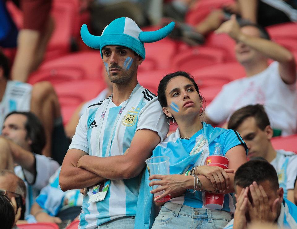Билья вслед за Маскерано завершил карьеру в сборной Аргентины