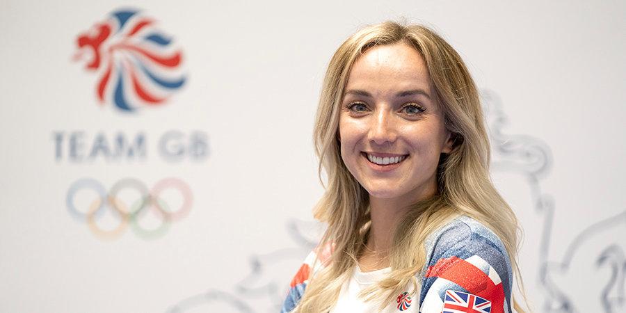 Британка Баркер выиграла серебро ОИ-2020 на велотреке, будучи беременной