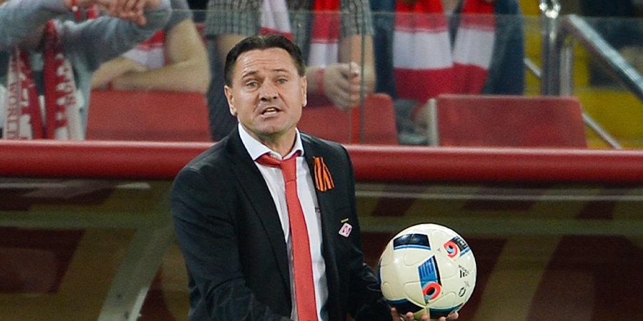 СМИ: Аленичев возглавит новый клуб из Саранска в ПФЛ