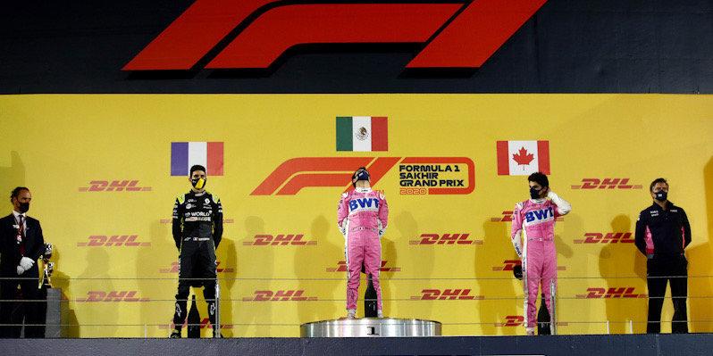 Как же хороша «Формула-1» без Хэмилтона. Обзор Гран-при Сахира