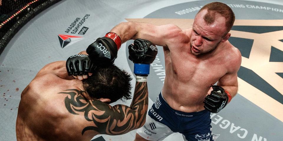 «Никогда не сдавайтесь, идите до конца, и вы победите». Шлеменко сокрушил Андраде в Челябинске. Как это было