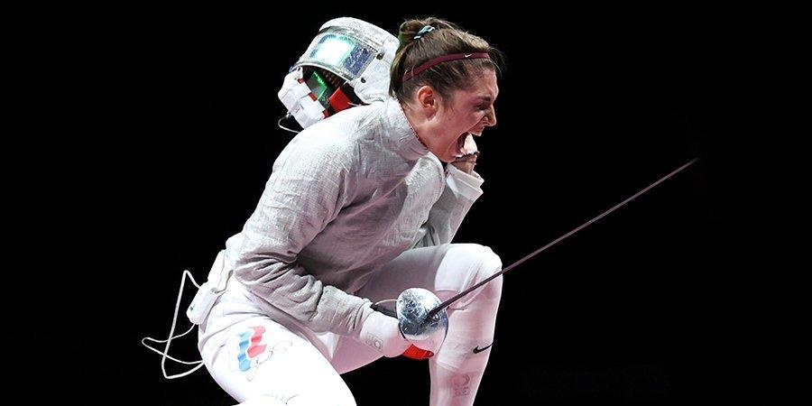 София Позднякова — о победе в финале Олимпиады: «Великая — достойный соперник, великий спортсмен»