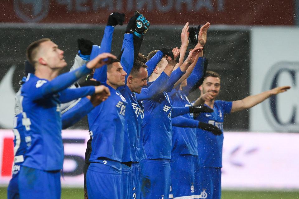 Сергей Силкин: «Нынешний состав «Динамо» не способен бороться за те задачи, которые объявило руководство»