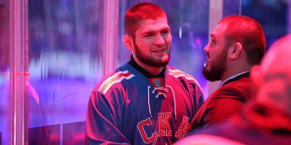 Нурмагомедов вспоминает «Русскую классику» - боец выложил видео драки Тихонова и Карнаухова