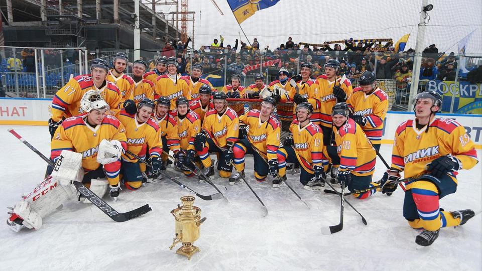 «Химик» одолел «Динамо» из Балашихи в «Русской классике»