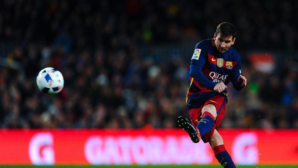 Месси хочет определенности относительно будущего «Барселоны»