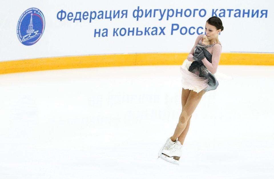 Ведущие фигуристы России могут принять участие в Кубке страны в олимпийском сезоне