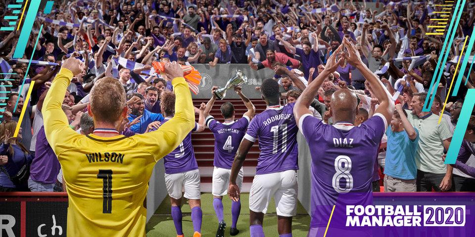 Football Manager 2020 выйдет в ноябре