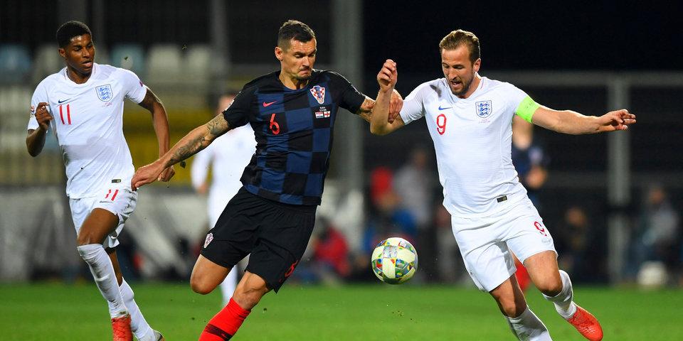Хорваты справились с похмельем после ЧМ-2018. В Англии они могут оформить победу в группе Лиги наций