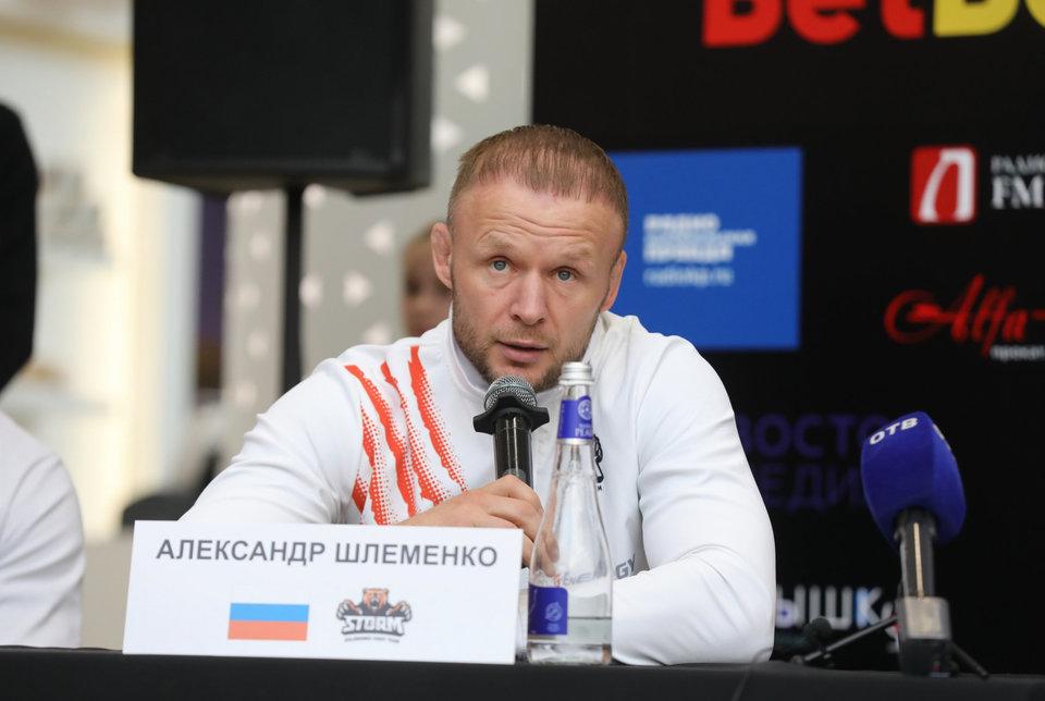 Александр Шлеменко: «Трамп выиграл бы у Байдена, у него проблем со здоровьем поменьше»