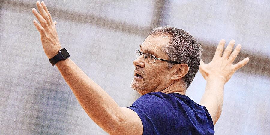 Сергей Базаревич: «Собрать всех лучших практически невозможно. Три наших клуба выступают в Евролиге»