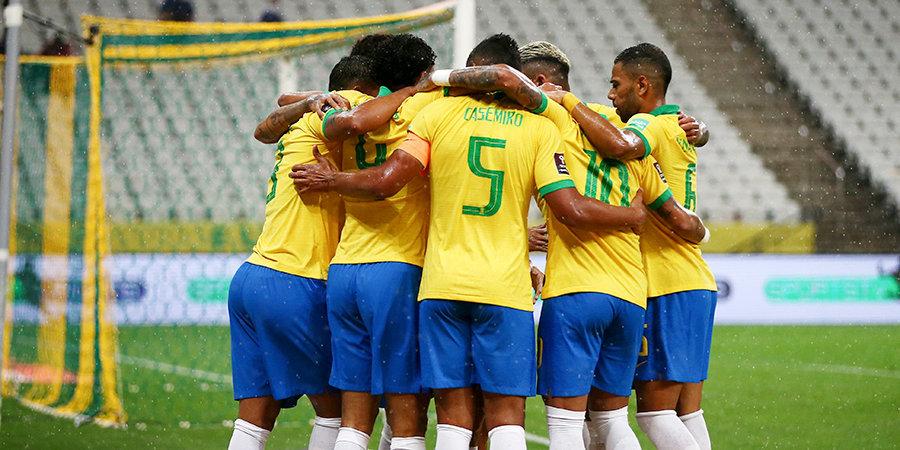 СМИ: Сборная Бразилии сыграет на домашнем Кубке Америки