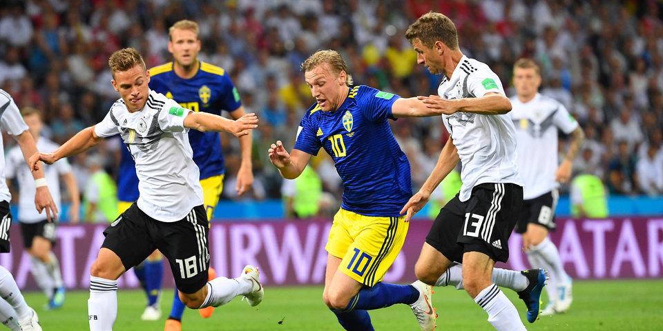 «Он не заслужил играть здесь». Швеция проиграла Германии, но не скучает по Златану