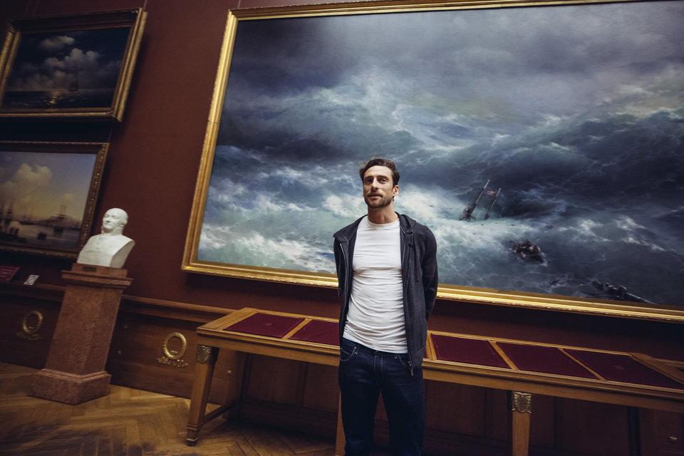 Клаудио Маркизио: «Хочу сходить в Русский музей с Анюковым»