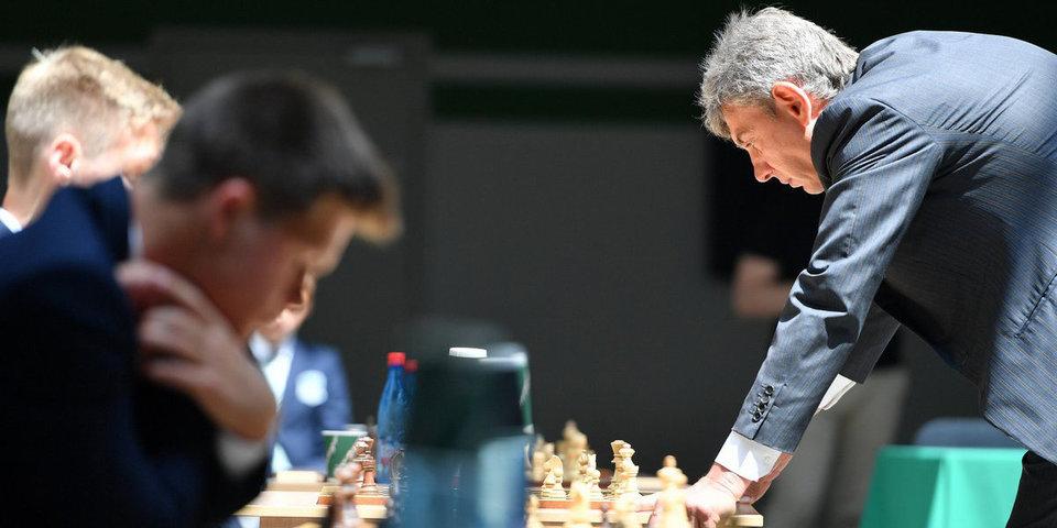 Галицкий, Мадонна, Виталий Кличко и другие знаменитые фанаты шахмат