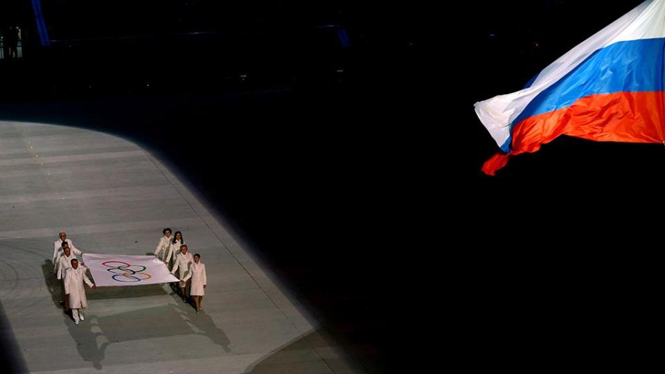 В Кремле считают, что победа на Играх в Сочи навеки останется за сборной России