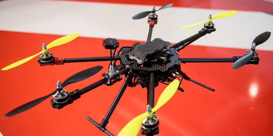 Лучшие дрон-рейсеры мира в Москве. Прямая трансляция