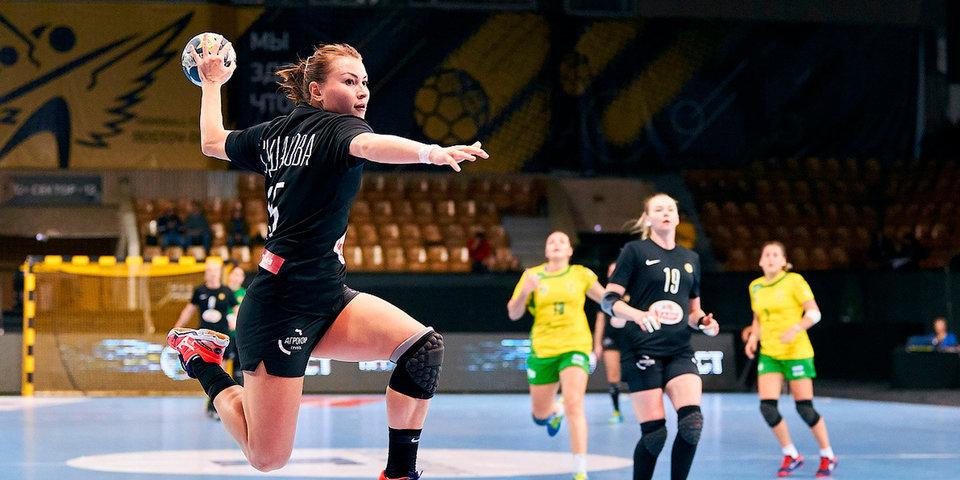 «Ростов-Дон» обыграл «Будучность» в женской Лиге чемпионов