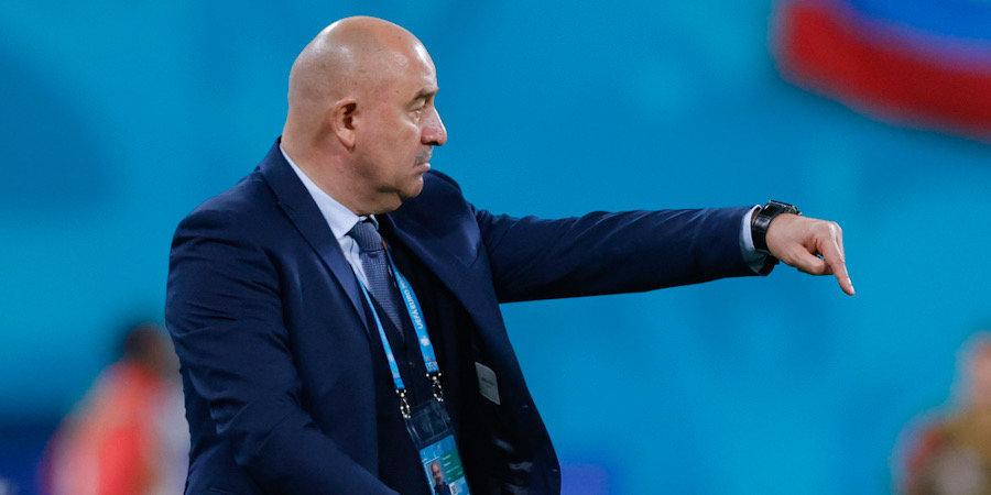 Станислав Черчесов: «Боюсь, Жиркова мы потеряли на весь Евро»