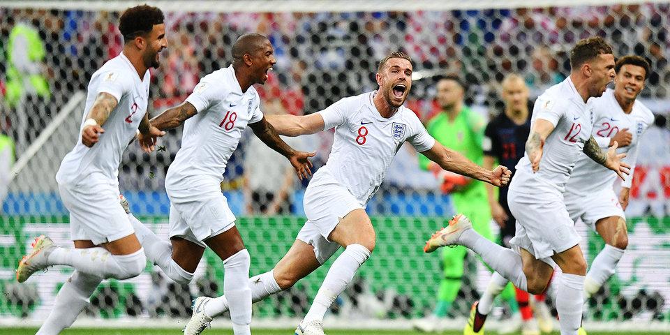 Все игроки сборной Англии останутся в России до матча с Бельгией
