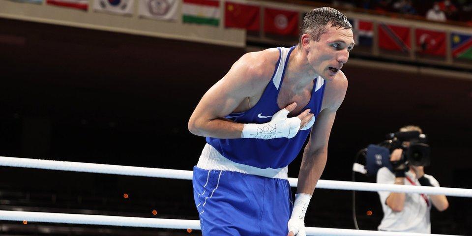 Минспорт: «Было видно, что Замковой подошел к Олимпиаде в хорошей физической и психологической форме»