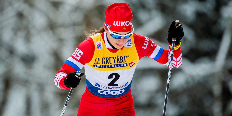 Непряева стала десятой в гонке на 10 км на первом этапе «Ски Тура»