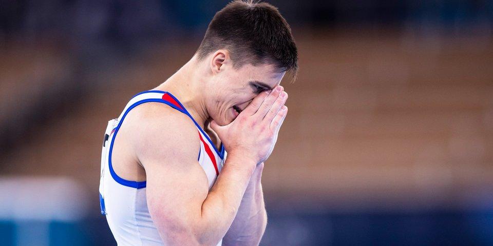 Российские гимнасты стали вторыми в общем зачете Олимпиады