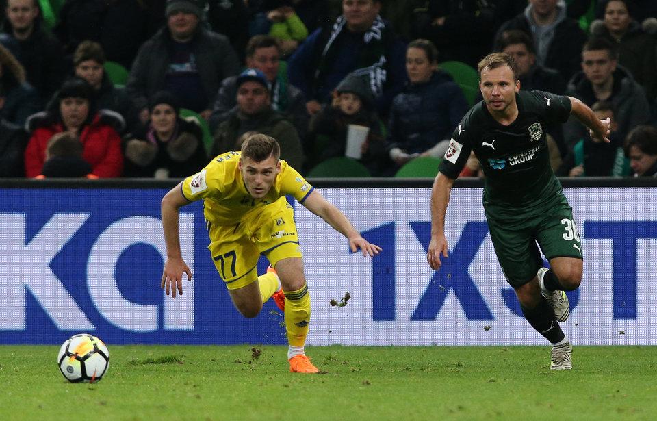 Дмитрий Скопинцев: «Карпин попросил забыть игру с «Оренбургом»