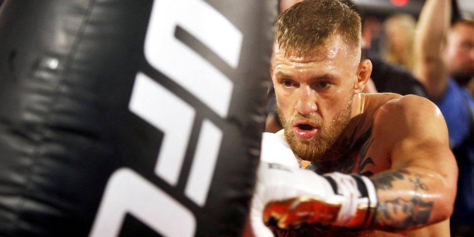 Дана Уайт: «Врач UFC сказал, что Конор находится на пике своей формы»