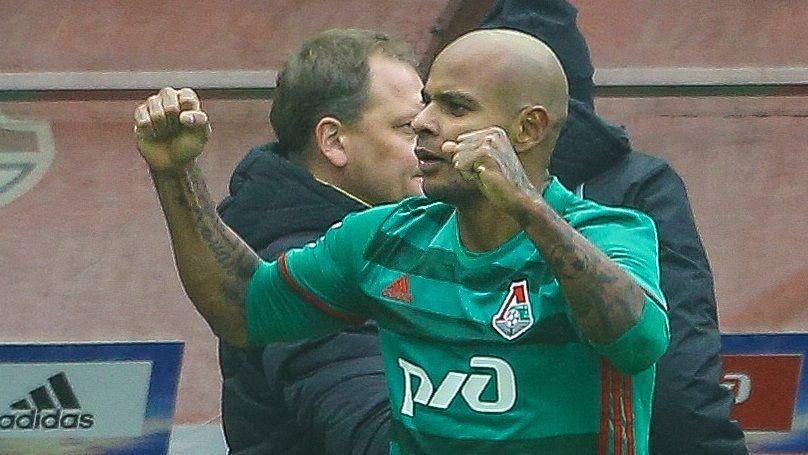 Ари: «Передайте Федуну, что я постараюсь и впредь забивать «Спартаку»