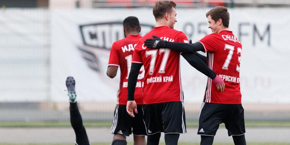 «Амкар» обыграл «Арсенал» и улучшил позиции в молодежном первенстве
