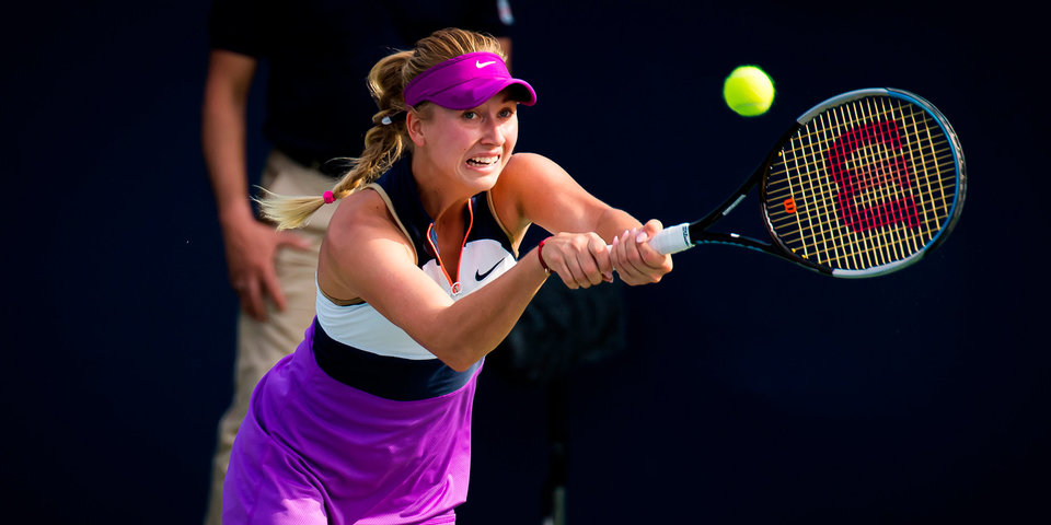 Потапова проиграла Корне в первом круге турнира в Люксембурге