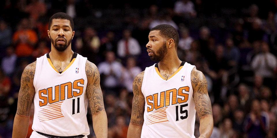 НБА оштрафовала братьев-близнецов, играющих за разные клубы