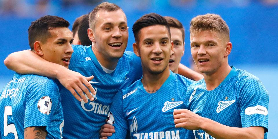 «Зенит» и «Локомотив» по итогам матча заплатят штраф в 40 тысяч рублей