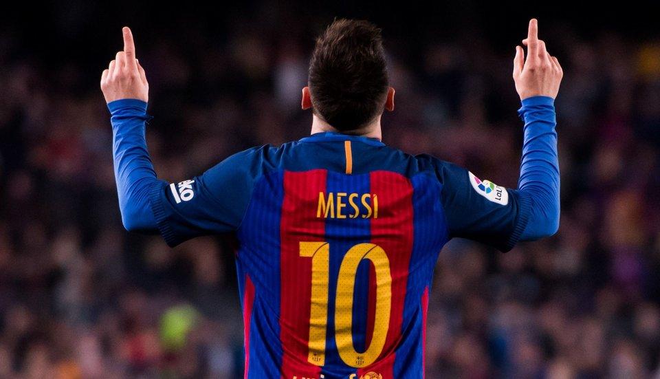 Месси останется в «Барселоне» до 2021 года