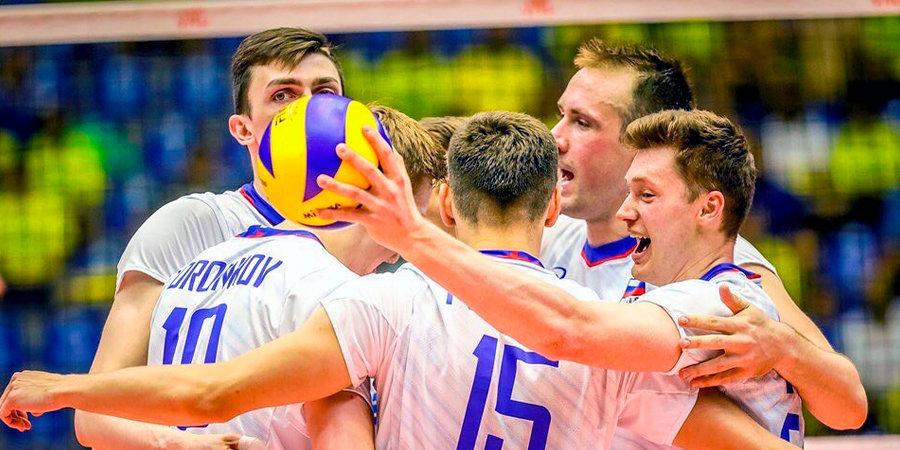 Сборная России разгромила французов и обеспечила себе выход в полуфинал Лиги наций