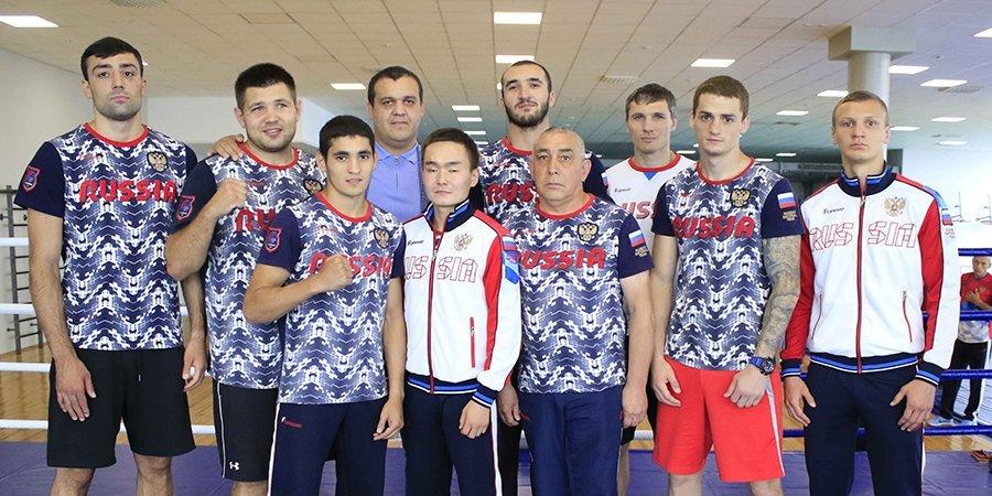 Призер Олимпиады Замковой выбран капитаном сборной России на ЧМ по боксу