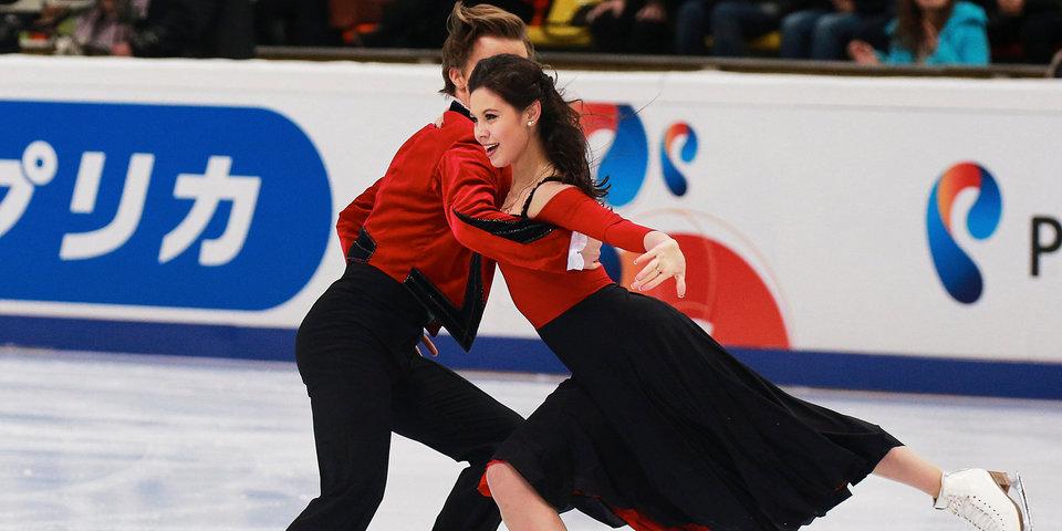 Олимпийская чемпионка Ильиных тренируется с Шибневым