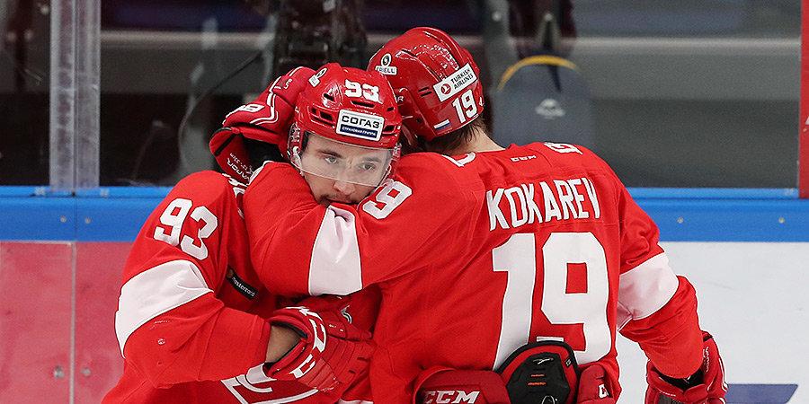 Владимир Крикунов: «Спартак» собирает состав, чтобы добиться максимального результата в следующем сезоне»