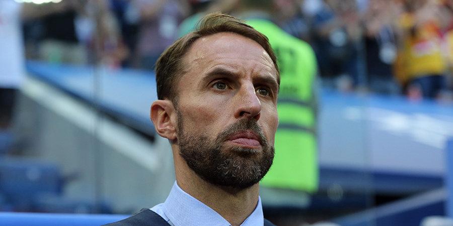 СМИ: Тренер сборной Англии Саутгейт переболел коронавирусом