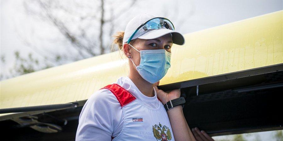 Анна Пракатень: «Рада, что я буду представлять Россию в Токио, это большой шанс»