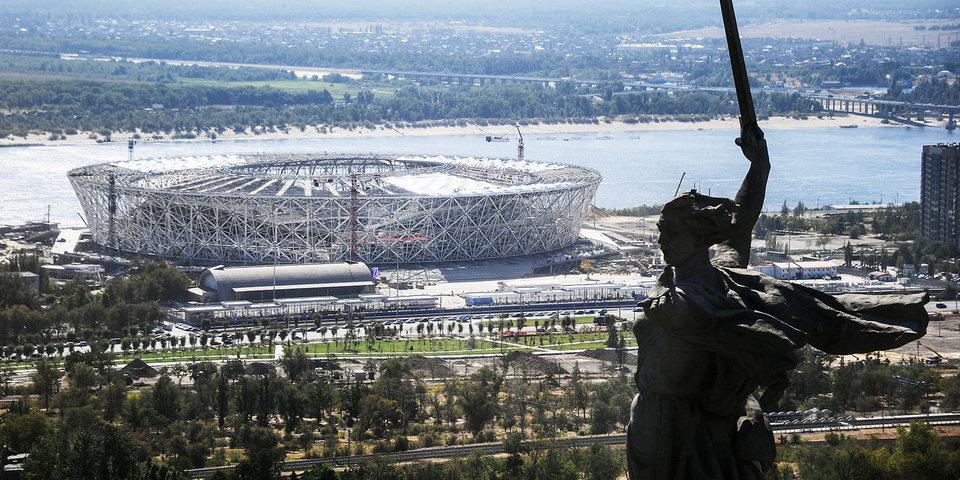Виталий Мутко: «Ротор» в ближайшие годы будет громить всех на стадионе ЧМ-2018 в Волгограде»