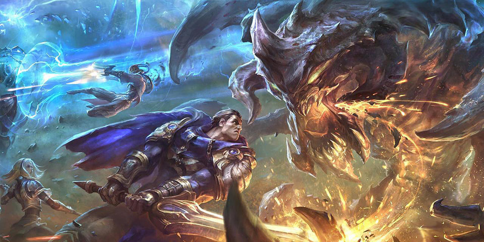 В нее играют больше 100 миллионов человек. Что такое League of Legends, и почему она непопулярна в России