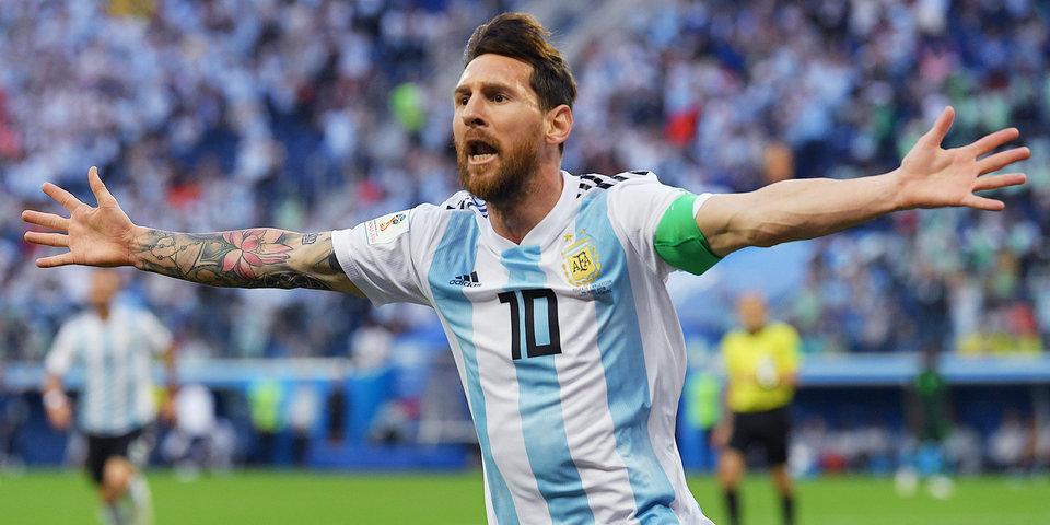 Лионель Месси в 23-й раз подряд вышел из группы с Аргентиной и «Барселоной»